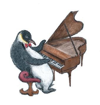 ペンギンレコードポスター展終了しました