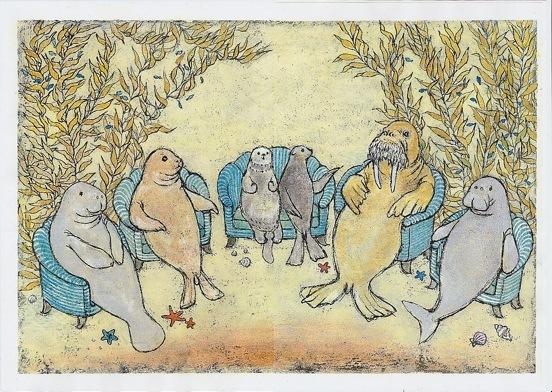 海獣会議(オリジナル作品)
