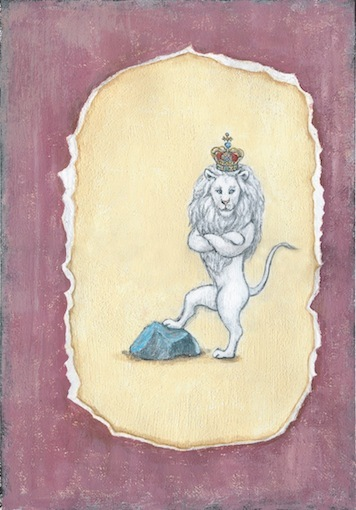王様ライオン (オリジナル作品)