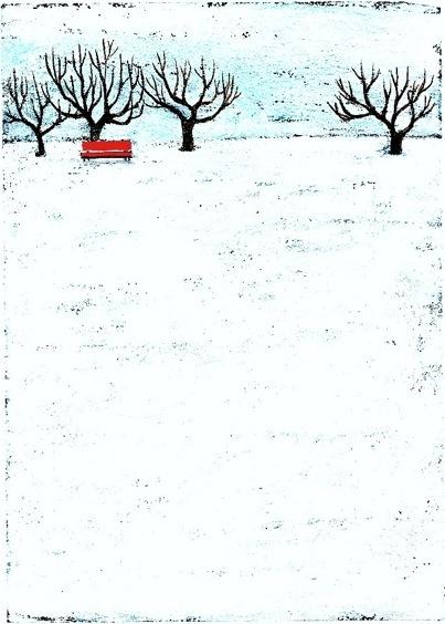 公園.冬 (オリジナル作品)
