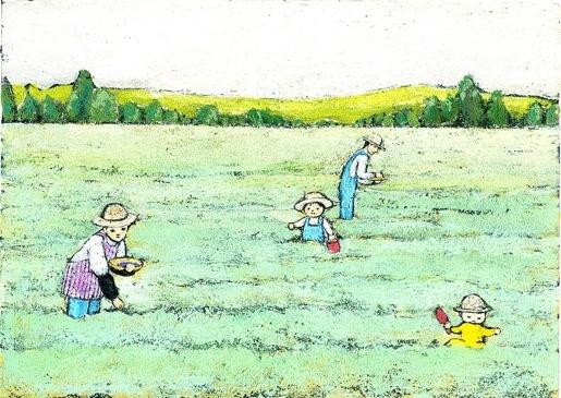 収穫(オリジナル作品)